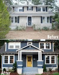 painting exterior trim. indiana project: interior reveal. exterior trimexterior colorshouse paint painting trim i