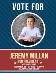 Election Flyer Template Under Fontanacountryinn Com