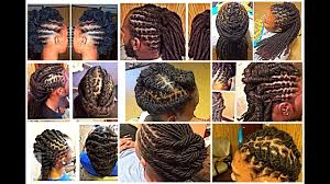 60 Simple Locstyles Ideas For Short Medium And Long Locs Youtube