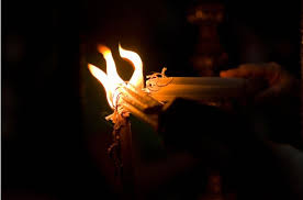 Картинки по запросу фото иерусалимские свечки