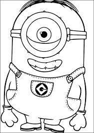 Small Picture 23 best Minions images on Pinterest Coloring sheets Coloring