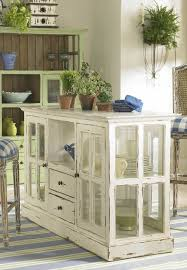 french country kitchen island furniture photo 3. Painted Wood And Glass Kitchen Island French Country Furniture Photo 3