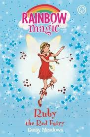 Wh Smith Paperback Chart Rainbow Magic Ruby The Red Fairy The Rainbow Fairies Book 1