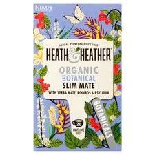 <b>Heath</b> & <b>Heather</b> 20S Organic Botanical 40G - Tesco Groceries