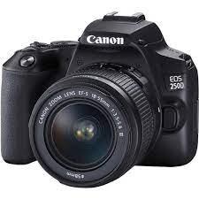 Canon EOS 250D 18-55 DC III DSLR Fotoğraf Makinesi Fiyatları