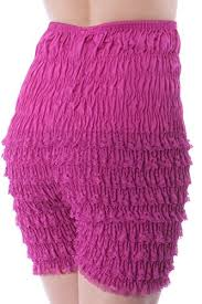 Malco Modes Color Chart Malco Modes Womens Ruffle Panties Bloomers Dance Bloomers