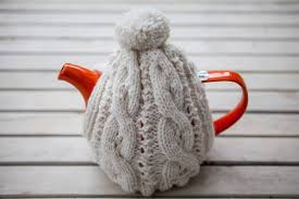 Handmade With Love - Aaron cable knit tea cosy | Facebook