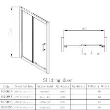 standard shower door size shower door dimensions standard shower doors sizes standard shower door handle height