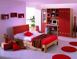 Romantic Bedroom Paint Colors Best Colors For Romantic Bedroom With Lovely Red Wall Paint Color