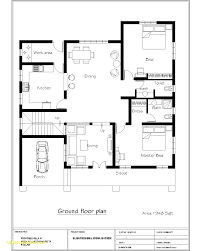 3 bedroom house plans designs in indian