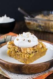 easy pumpkin crunch cobbler inside brucrew life