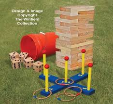Wooden Board Games Plans Yard Game Trio Plans DIY Pinterest Yard games and Wooden 69