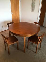 Cb2 5 Piece Claremont Dining Set For Sale In San Francisco Ca Item