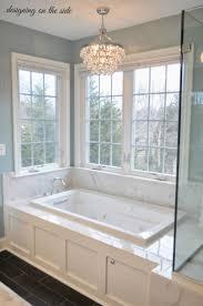 master bath marble tile sw rain crystal chandelier tile that looks like