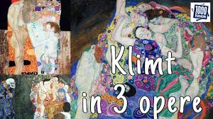Vi racconto Gustav Klimt in 3 opere (Parte 1) - YouTube