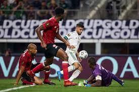 Trinidad & Tobago earn draw vs. Mexico