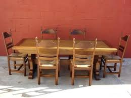 French Antique Rustic Dining Set Antique Table Antique Dining Chairs  Vintage Dining Room Table And Chairs