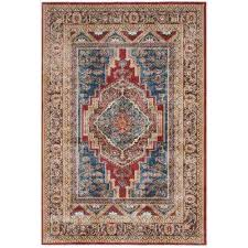 bijar royal brown 8 ft x 10 ft area rug