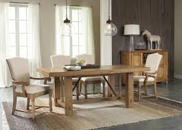 joss and main dining tables. 5 Piece Rustic Wood Dining Table Room Set With Beige Cushioned Back On Joss And Main Tables R