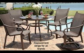 Replacement Slings and Parts For Patio Furniture in Las Vegas