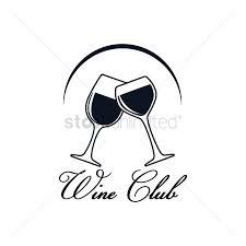 1514412 wine glass cheers wine club label