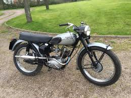 1957 triumph tiger cub t20c competition we sell classic bikes
