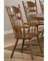 Nordic American Country Style Furniture Solid Wood Dining Chairs Country Style Chairs