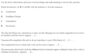evolution essay questions english home work 15% or 20% of your final grade saturday 5 2013 part a multiple choice questions about evolution for students to discuss and write essays