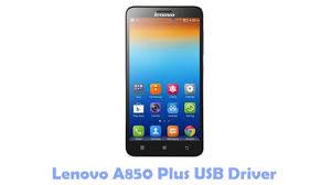 Download Lenovo A850 Plus USB Driver ...