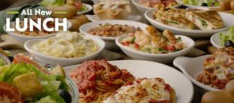 lunch at olive garden starts at 7 99 from mon fri before 3 p m learn more