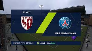 FIFA 21 METZ VS PSG LIGUE 1 PREDICTION - YouTube
