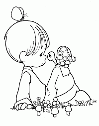 Small Picture Coloring Pages Precious Moments Christmas Coloring Pages