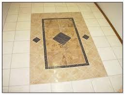 Decorative Floor Tile Inserts Decorative Floor Tile Inserts 2