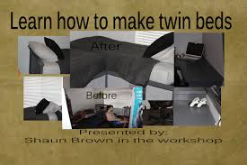 how to make a twin bed. Brilliant How How To Make Twin Beds To A Twin Bed D