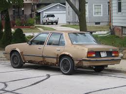1985 Chevrolet Cavalier | A typical mid-1980s midwestern car… | Flickr