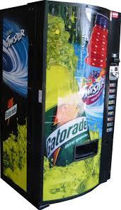 Gatorade Vending Machine Mesmerizing Gatorade Vending Machine USmachine