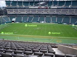 Lincoln Financial Concert Seating Chart Lincoln Financial Field Section 224 Seat Views Seatgeek