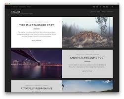 best responsive wordpress themes colorlib tracks portfolio wp theme