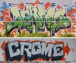 graffiti lettering cool characters