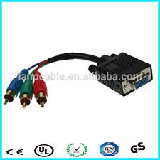 whole s s video rgb converter vga rca cable buy whole s whole s s video rgb converter vga rca cable