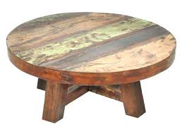 solid wood round tables solid wood round table reclaimed wood round coffee table wood round coffee