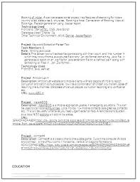 2 Page Resume Example. 2 Page Resume Examples. Resume In One Page 2 ...