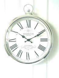 large kitchen wall clocks retro kitchen wall clock large kitchen wall clocks large silver round pocket large kitchen wall clocks