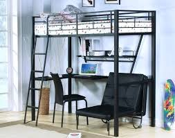 full size of twin metal loft bed with desk walker edison assembly instructions design and shelves