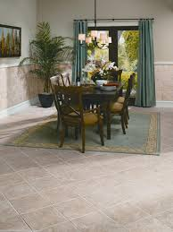 Wonderful Tile Flooring Ideas For Dining Room Beautiful Modern Details Throughout Inspiration Decorating