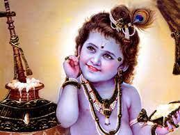 🔥 Baby Child Krishna Photo Images ...