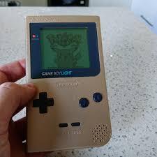 Game Boy Light Finally Got My Hands On A Gameboy Light Gameboy