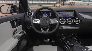 Первый тест mercedes w223 s500 4matic. 2021 Mercedes Benz Gla 250 4matic Us Spec Interior Hd Wallpaper 250