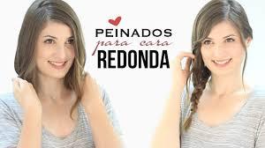 Peinados Para Cara Redonda Cortes Y Peinados Que Adelgazan Youtube
