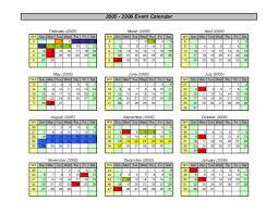 Clander Maker Group Calendar Maker For Excel
